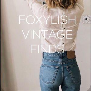 Vintage finds : BELOW ⤵️